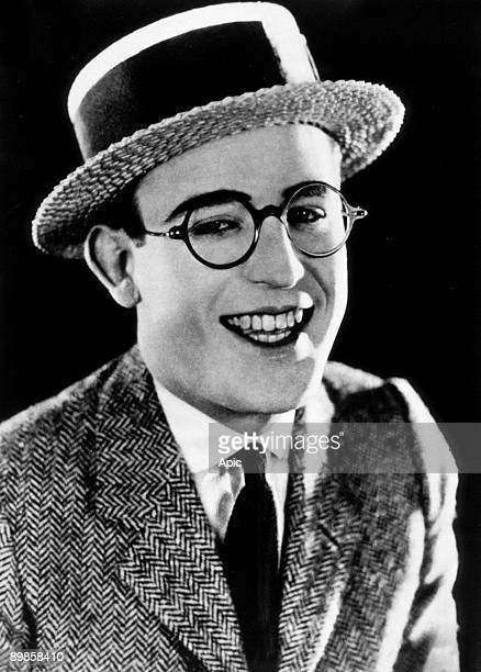 Harold Lloyd american actor 1924