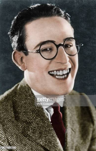 Harold Lloyd American actor and filmmaker c1920s Artist Unknown