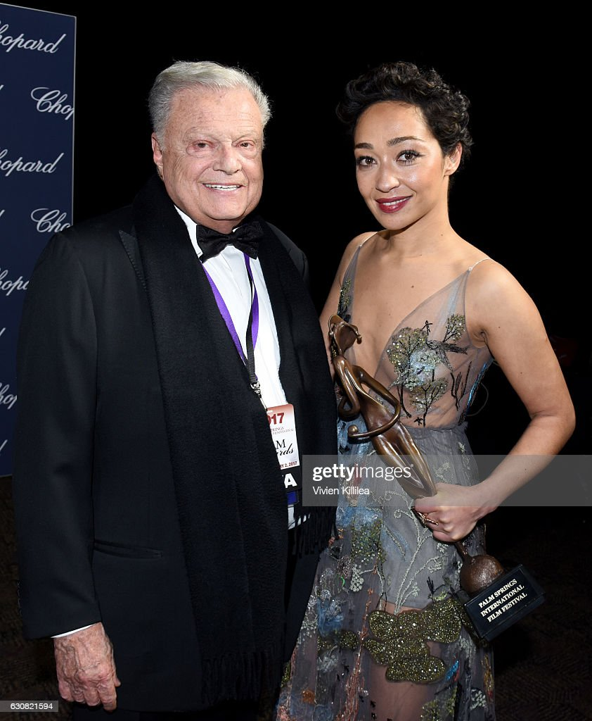 28th Annual Palm Springs International Film Festival - Festival Chairman Harold Matzner