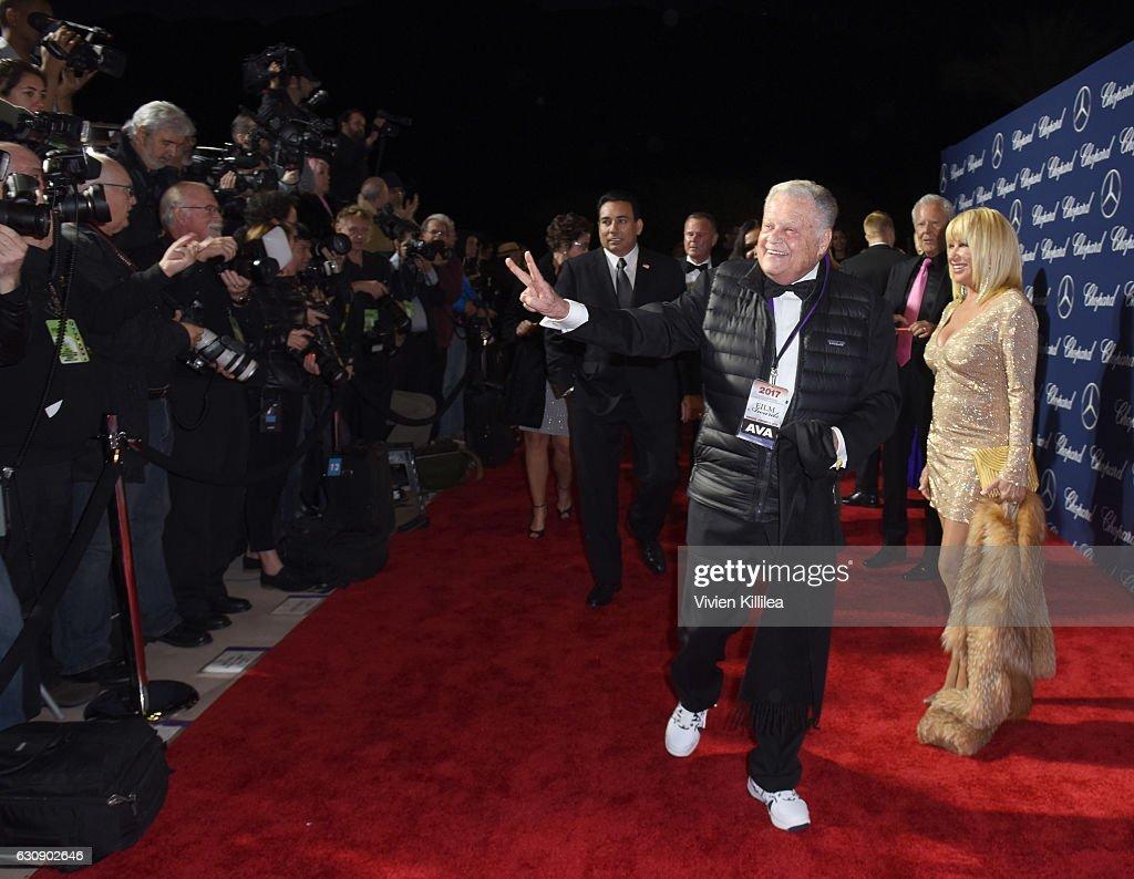 28th Annual Palm Springs International Film Festival - Red Carpet