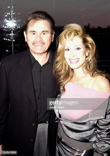 Harold Payne and Rhonda Shear during Spondylitis Association of America 2004 Awards of Excellence at The Beverly Hills Country Club in Los Angeles...