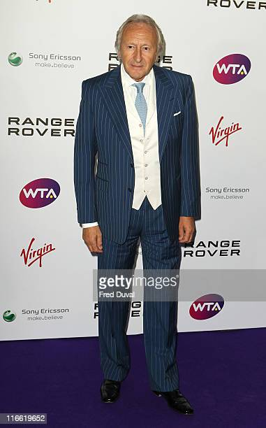 Harold Tillman attends the WTA PreWimbledon Party at Kensington Roof Gardens on June 16 2011 in London England