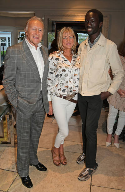 GBR: Roland Mouret x Common Objective Summer Party