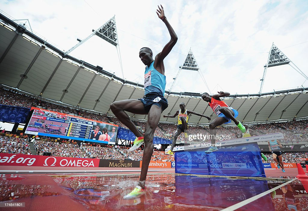 Sainsbury's Anniversary Games - IAAF Diamond League 2013: Day Two : ニュース写真