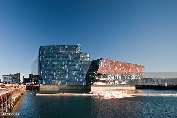 Harpa Concert Hall And Conference Centre Henning Larsen Architects 2001 Henning Larsen Architects Iceland Architect