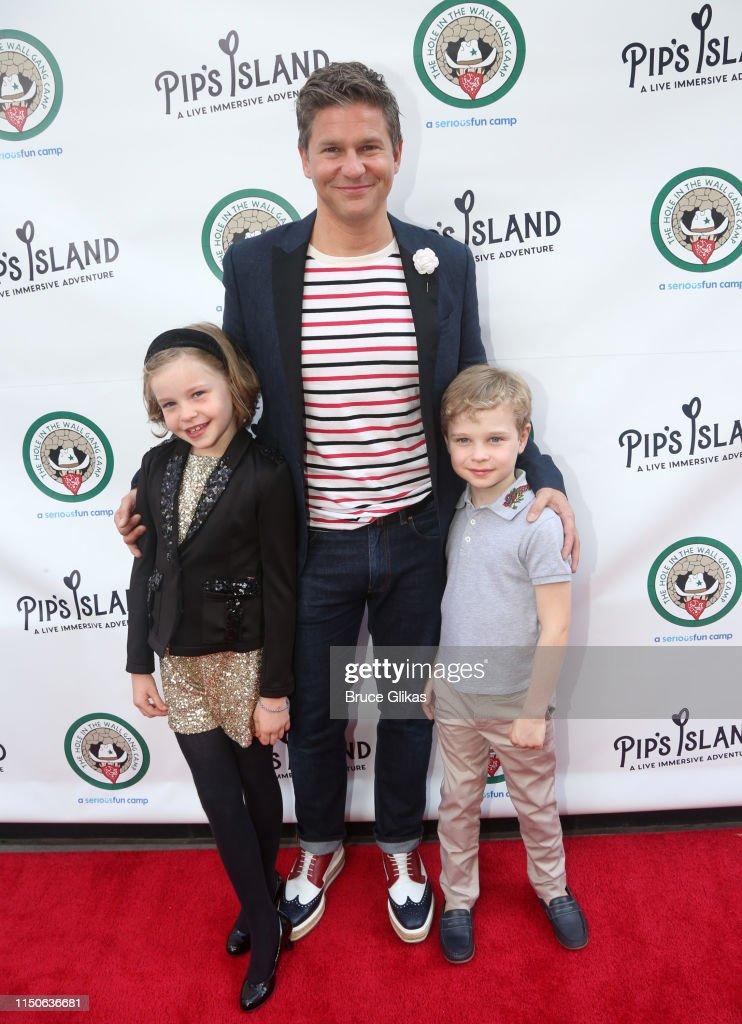 """""""Pip's Island"""" Opening Celebration : News Photo"""