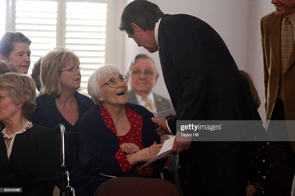 2009 Alabama Academy Of Honor Inductions : News Photo