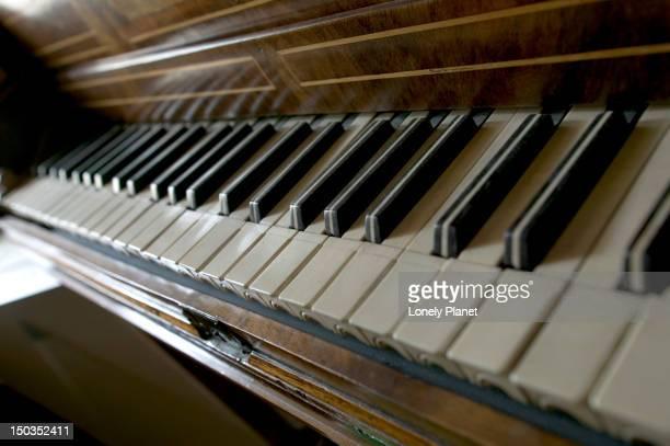 Harpsichord, Handel House Museum.