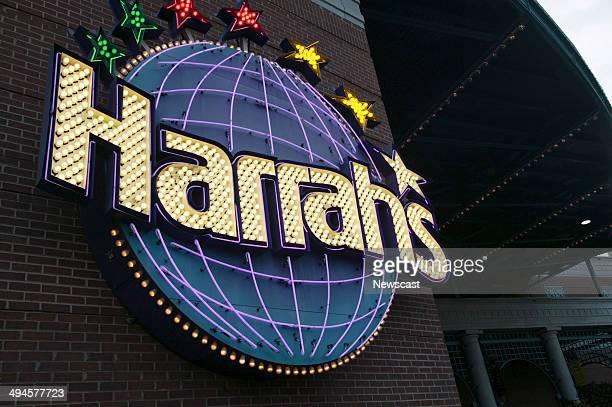 Harrahs casino in New Orleans, LA.