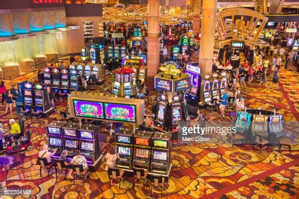 harrah's las vegas hotel and casino - harrah's stock pictures, royalty-free photos & images