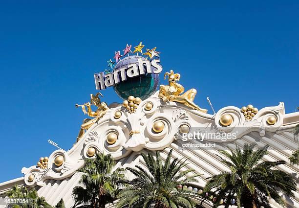 harrahs las vegas - harrah's stock pictures, royalty-free photos & images