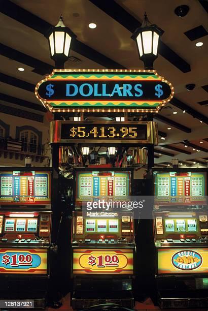 harrah's slots, laughlin, nevada - harrah's stock pictures, royalty-free photos & images