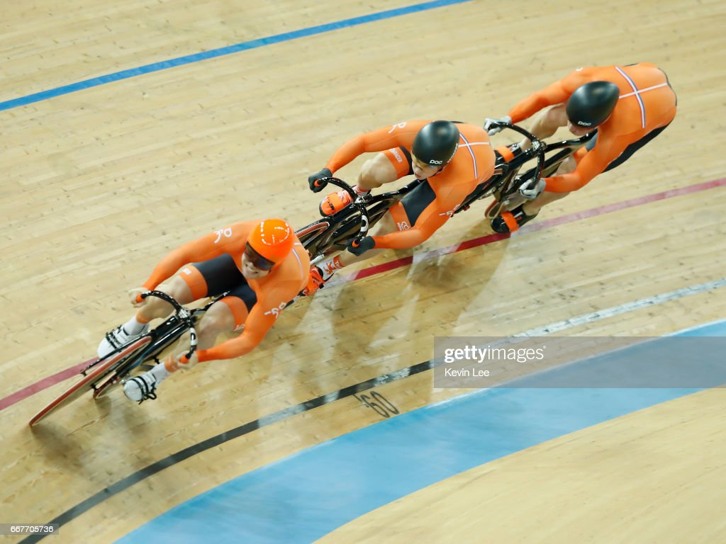 2017 UCI World Cycling - Day One