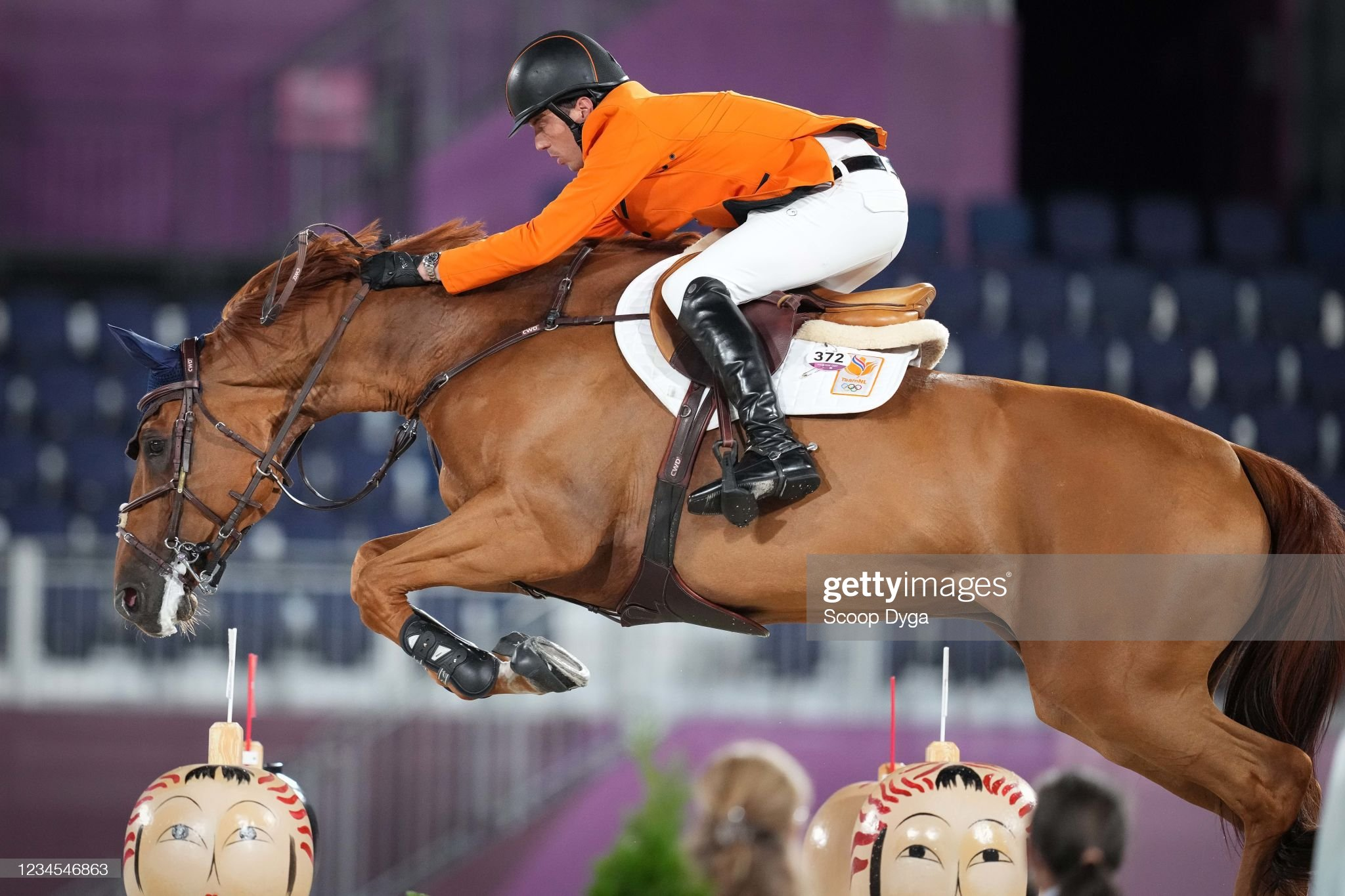 Jumping Team Final - Tokyo Olympic Games 2020 : News Photo