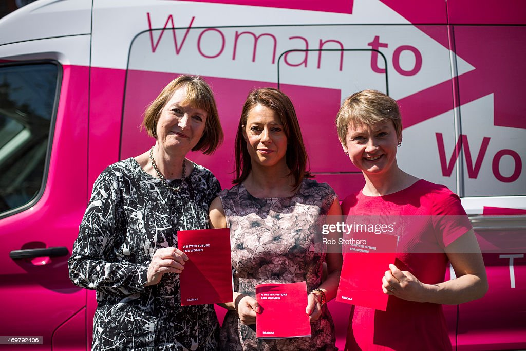 Labour Launch Their Women's Election Manifesto