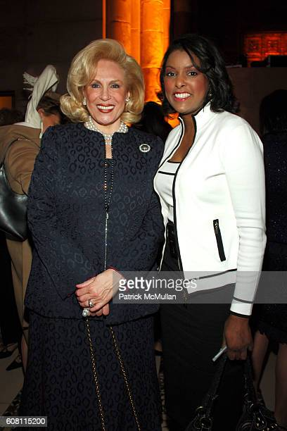 Harriet Rose Katz and Lori Stokes attend The FOOD ALLERGY Initiative's Spring Luncheon at Cipriani 42nd Street on April 17 2007 in New York City