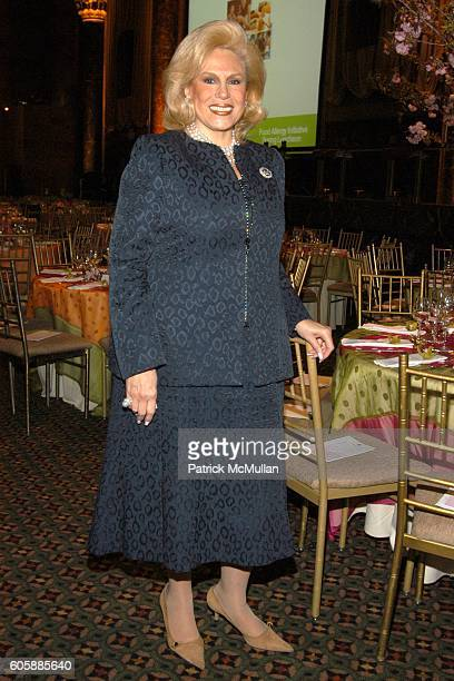 Harriet Rose Katz attends Food Allergy Spring Luncheon at Cipriani 42nd Street on April 25 2006 in New York City
