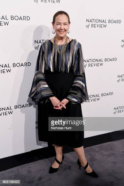 Harriet Sansom Harris attends the 2018 National Board Of Review Awards Gala at Cipriani 42nd Street on January 9 2018 in New York City