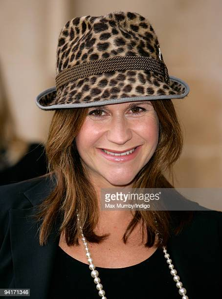Harriet Scott attends the Woman's Own Children Of Courage Awards at Westminster Abbey on December 9 2009 in London England
