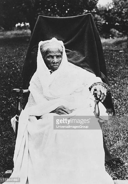 Harriet Tubman AfricanAmerican born in slavery escaped 1849 and became leading Abolitionist Activeas a 'conductor' in the Underground Railroad...