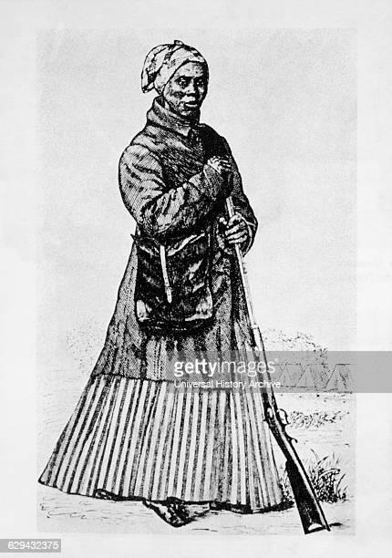 Harriet Tubman American Abolitionist
