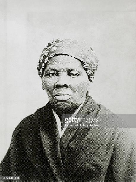 Harriet Tubman American Abolitionist Portrait circa 1885