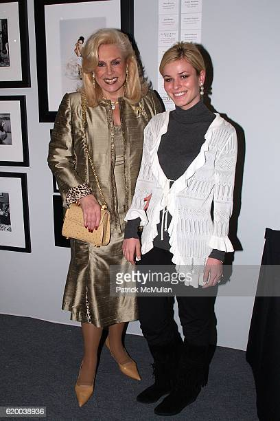 Harriette Rose Katz and Asli Torenli attend AVENUEWENDY Shows Presents Antiques and Art at the Armory Benefit Gala for the YALE CENTER for DYSLEXIA...