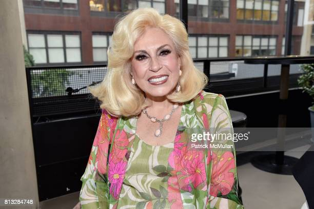 <Harriette Rose Katz attends The Chosen Few's Third Anniversary Hosted by Harriette Rose Katz at Second on July 11 2017 in New York City