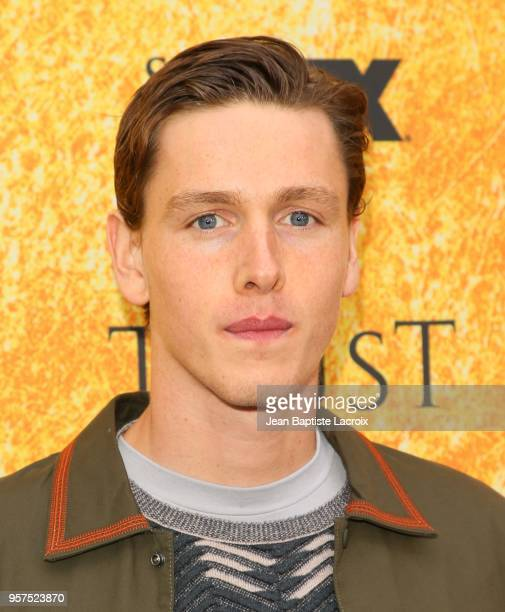 Harris Dickinson attends For Your Consideration Event For FX's Trust on May 11 2018 in North Hollywood California