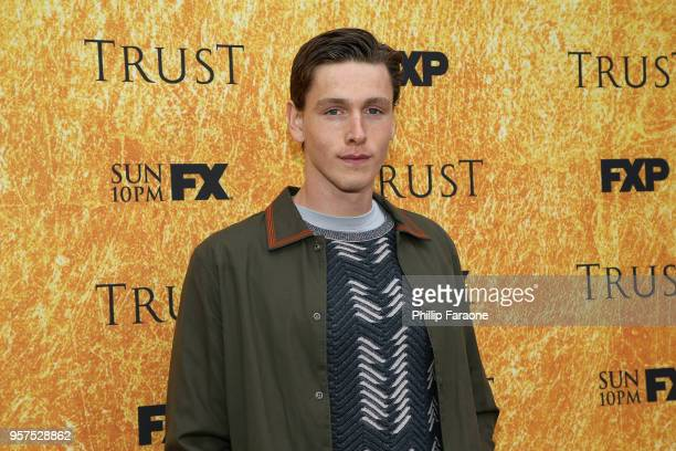 Harris Dickinson attends the For Your Consideration Event for FX's Trust at Saban Media Center on May 11 2018 in North Hollywood California