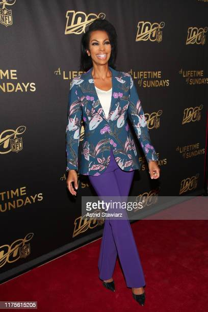 Harris Faulkner attends A Lifetime Of Sundays New York Screening at The Paley Center for Media on September 18 2019 in New York City