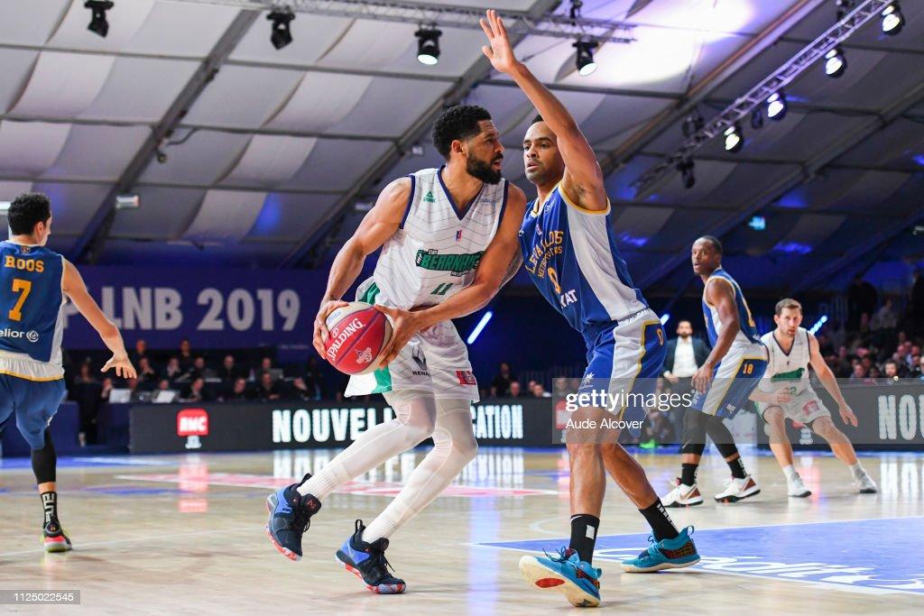 FRA: Elan Bearnais Pau-Lacq-Orthez v Levallois Metropolitans - Leaders Cup 2019