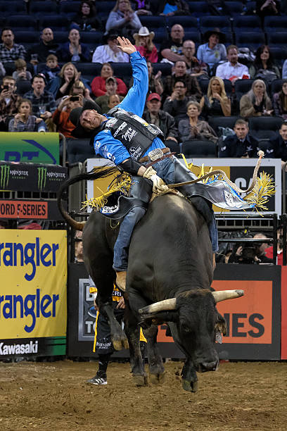 2017 Professional Bull Riders Monster Energy Buck Off At The Garden Photos And Images Getty Images
