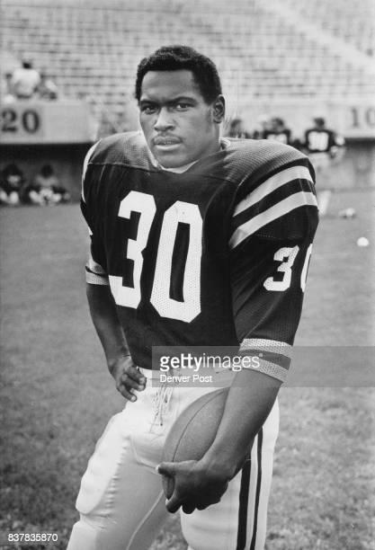 Harris Ron Football Continues Bid for Rushing Record Junior Ron Harris third on alltime CSU list CSU Football Ron Harris leading rusher 197475 Credit...