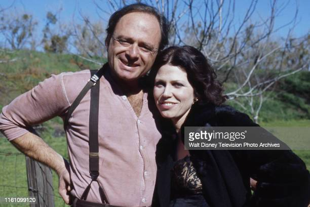 Harris Yulin as Machien Gun Kelly Margaret Blye appearing in the 1930's period drama ABC tv movie 'Melvin Purvis GMAN'