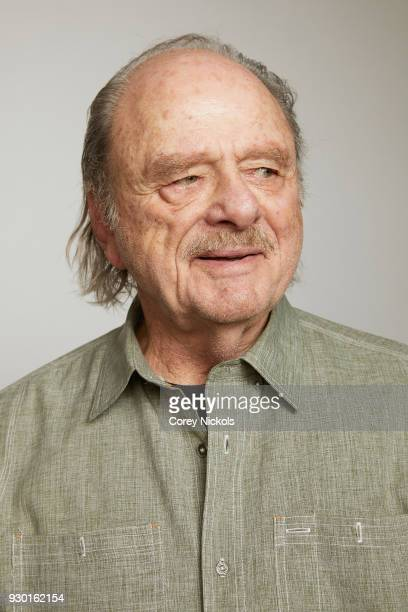 Harris Yulin from the film 'All Square' poses for a portrait in the Getty Images Portrait Studio Powered by Pizza Hut at the 2018 SXSW Film Festival...