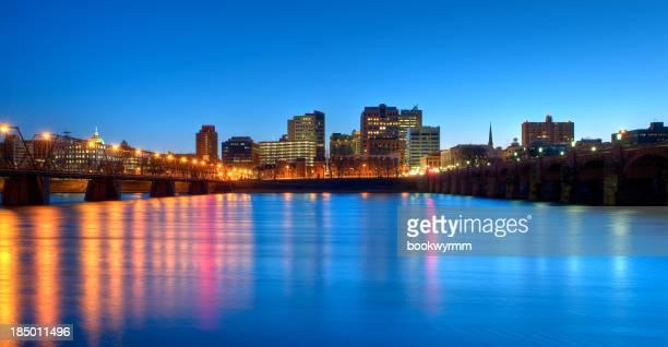 Skyline von Harrisburg, Pennsylvania