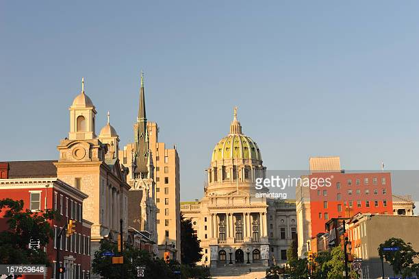 harrisburg - harrisburg pennsylvania stock pictures, royalty-free photos & images
