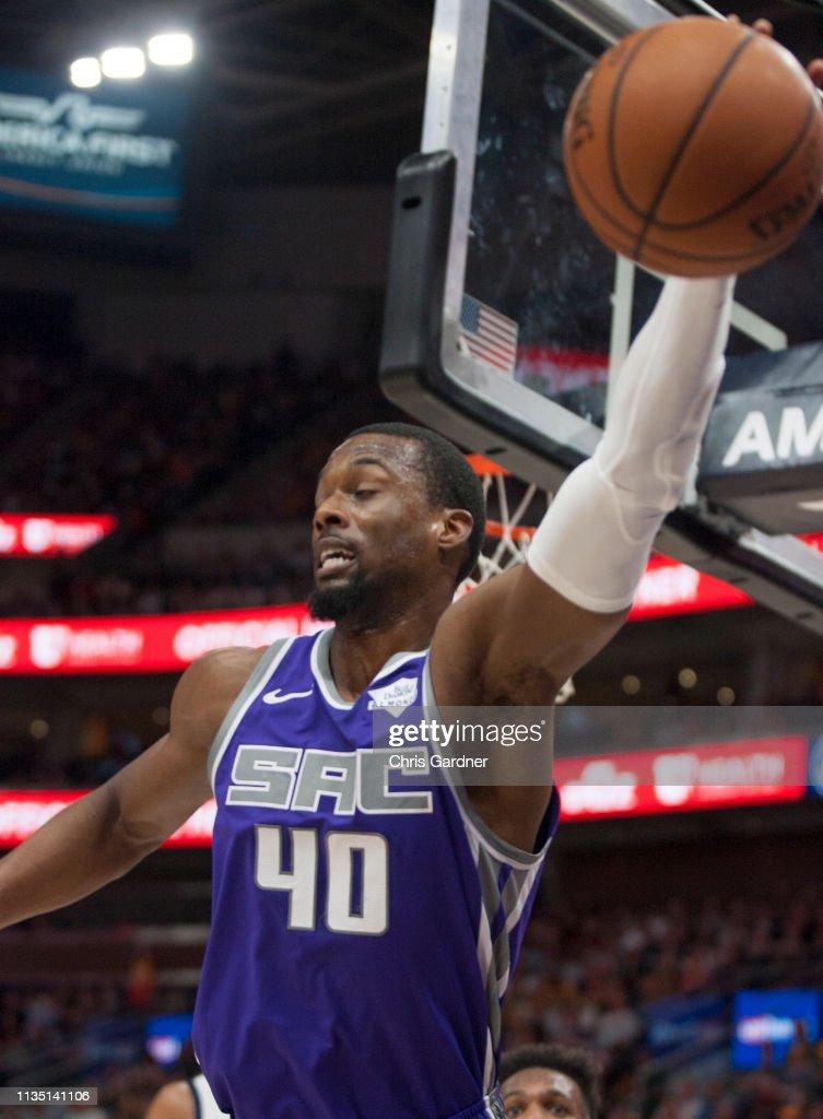 Sacramento Kings v Utah Jazz : News Photo