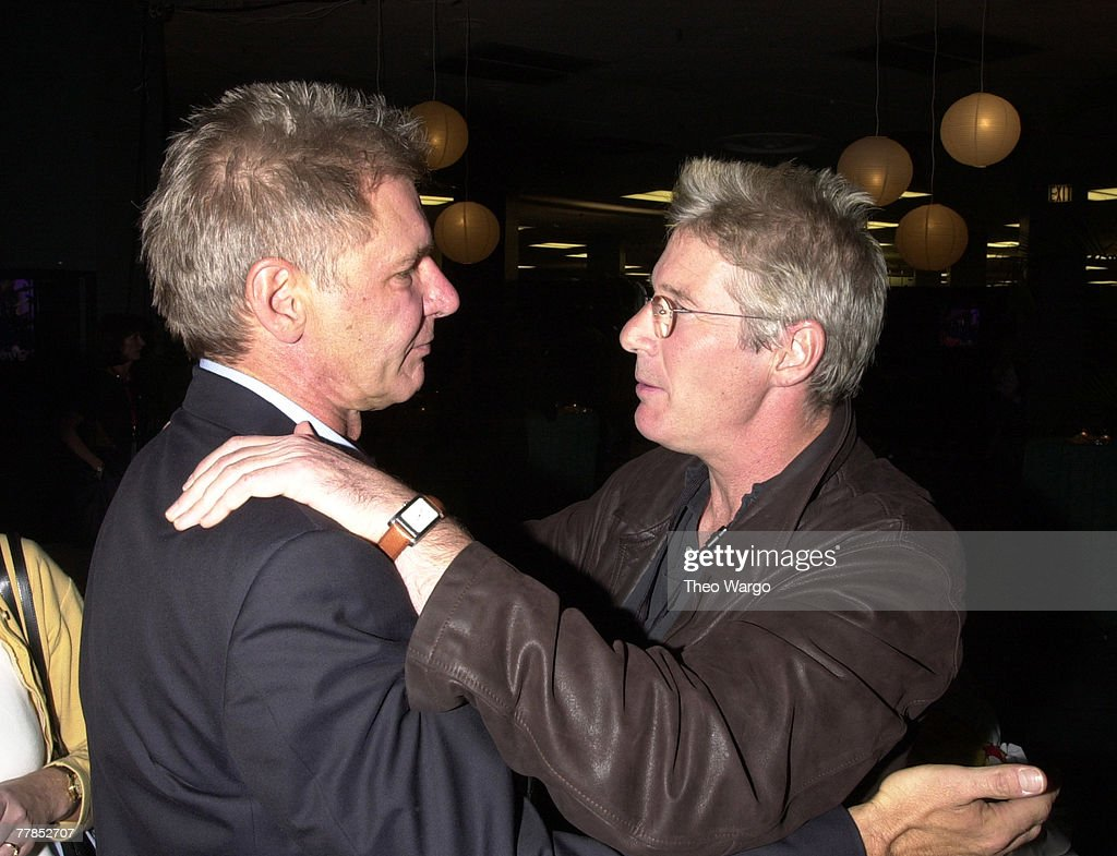 ¿Cuánto mide Richard Gere? - Altura - Real height Harrison-ford-and-richard-gere-picture-id77852707