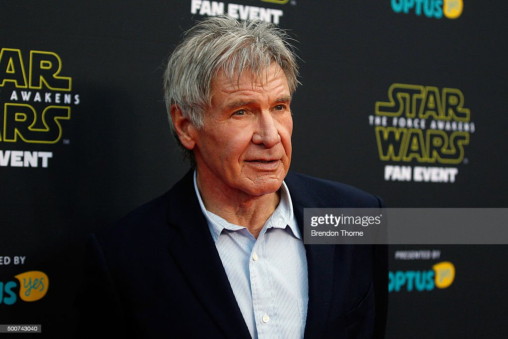 Star Wars: The Force Awakens Fan Event : News Photo
