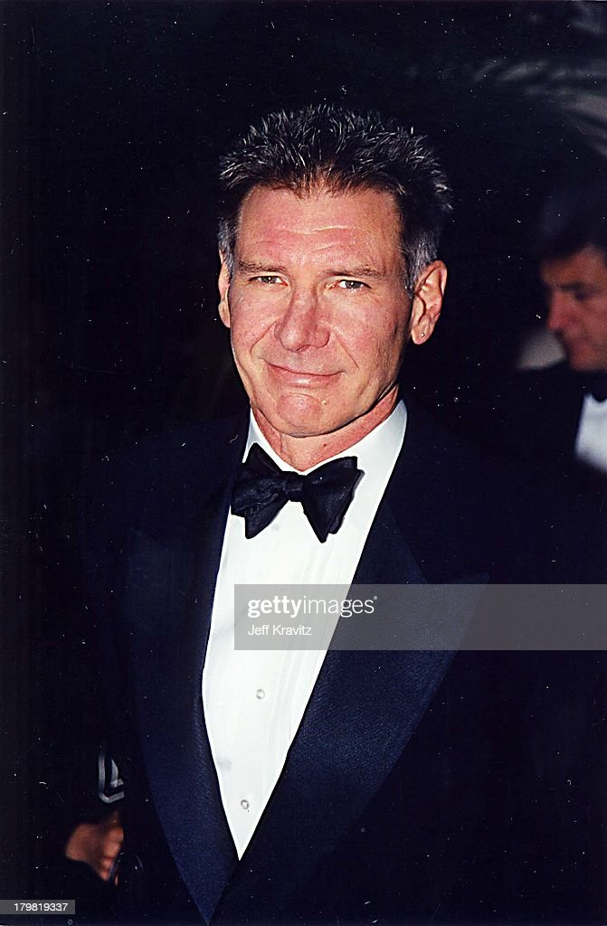 Harrison Ford during American Film Institute Honors Harrison Ford with 2000 Lifetime Achievement Award at Beverly Hilton Hotel in Beverly Hills, California, United States.