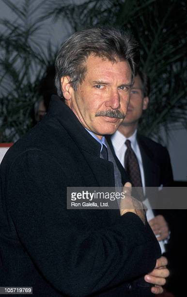 Harrison Ford during Sabrina New York City Premiere at Sony Lincoln Square in New York City New York United States
