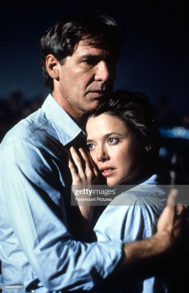 Harrison Ford And Annette Bening In 'Regarding Henry' : News Photo
