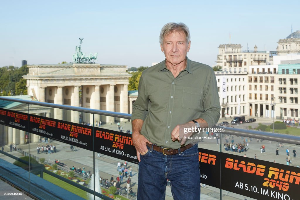 'Blade Runner 2049' Photo Call In Berlin