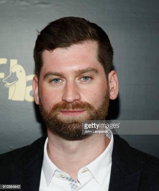 Harrison Mills attends 2018 Billboard Power 100 List at Nobu 57 on January 25 2018 in New York City