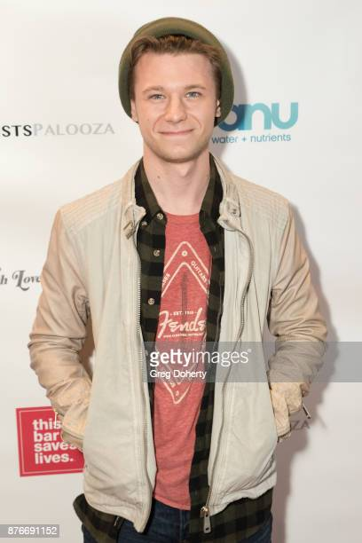 Harrison Thomas Boxley attends With Love From California A Night Of One Act Plays Benefiting Hurricane Relief Efforts Through Team Rubicon at The...
