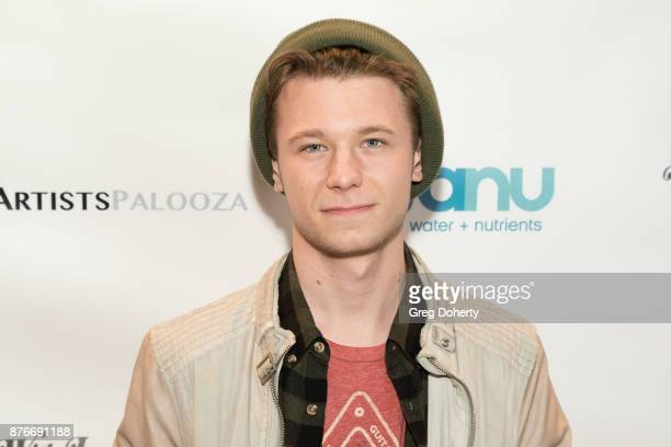 Harrison Thomas Boxley attends With Love From Florida A Night Of One Act Plays Benefiting Hurricane Relief Efforts Through Team Rubicon at The Pico...