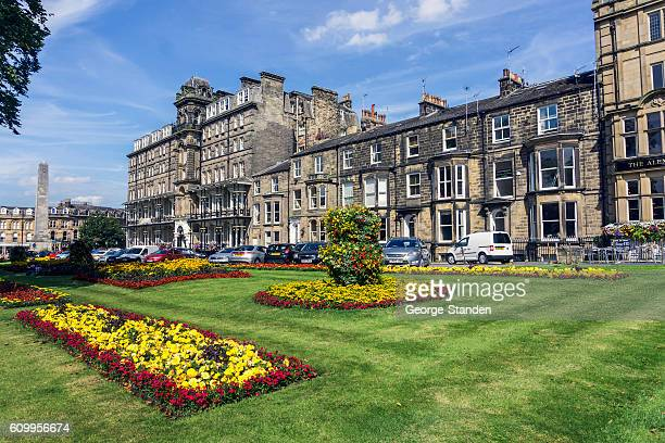 harrogate architecture - harrogate stock pictures, royalty-free photos & images