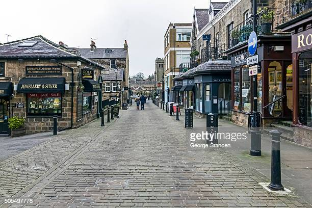harrogate, yorkshire - harrogate stock pictures, royalty-free photos & images